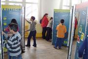 Interaktive Ausstellung zur Prävention von (häuslicher) Gewalt